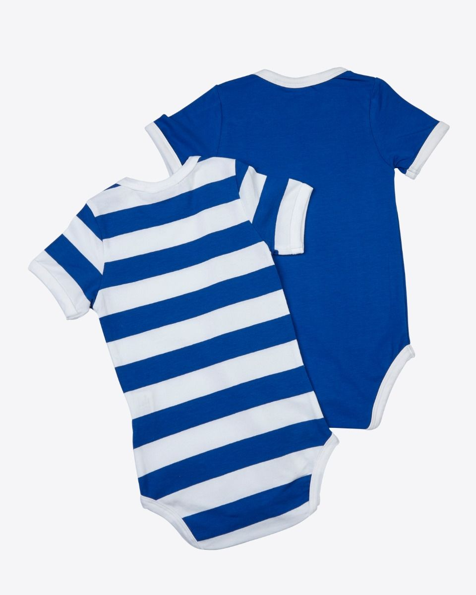 LEICESTER CITY Football Personalised Baby Bodysuit Vest