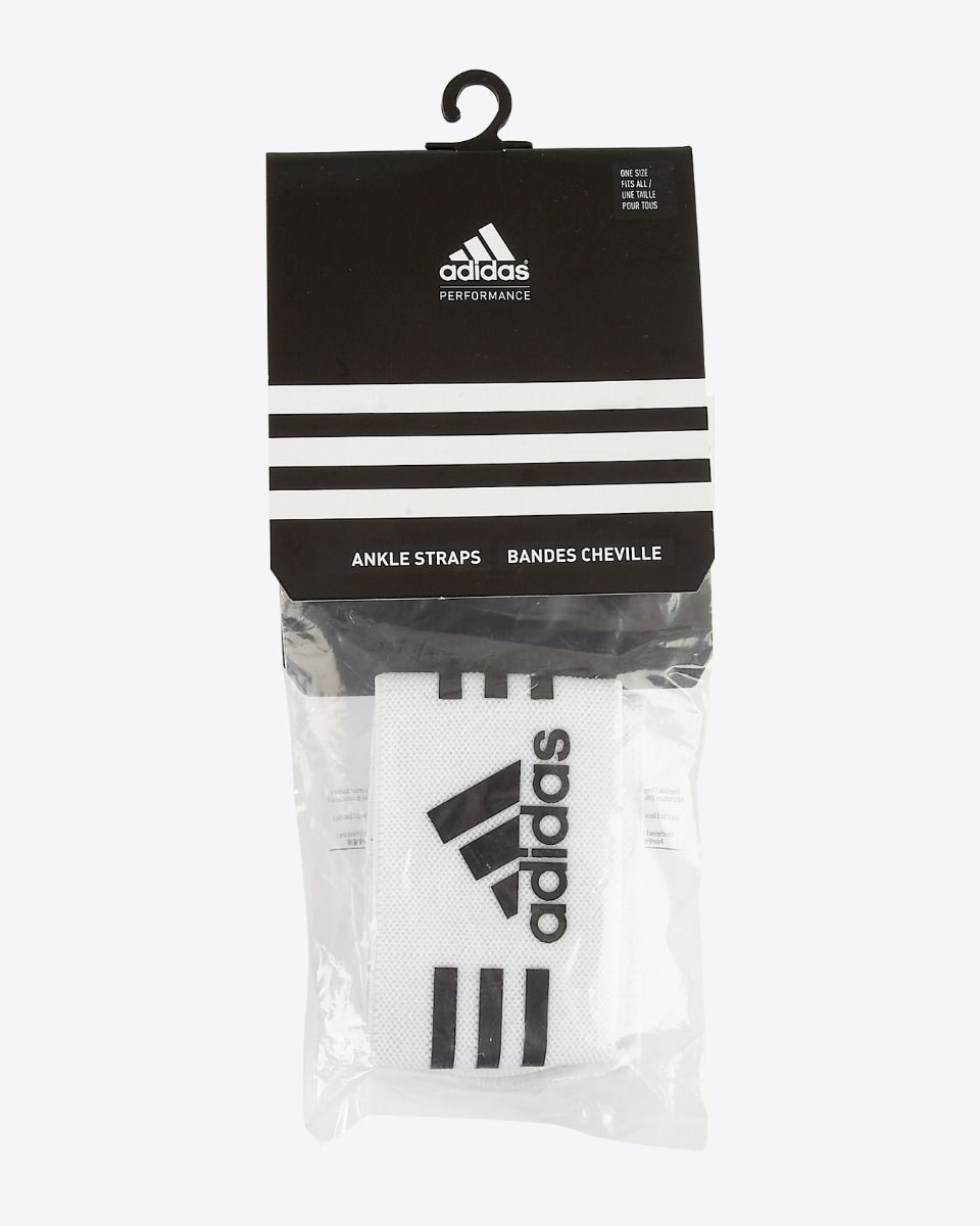 c25a0991f9cd Adidas Ankle Strap White